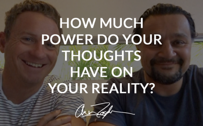 How Much Power Do Your Thoughts Have?