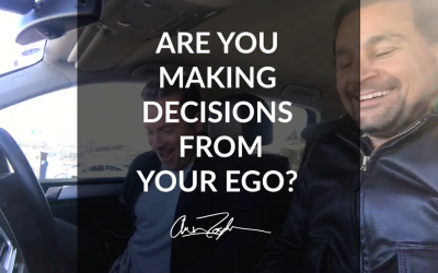 Are You Making Decisions From Your Ego?