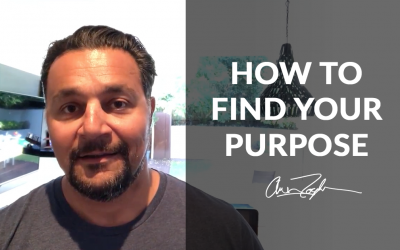 "How to ""Find Your Purpose"""