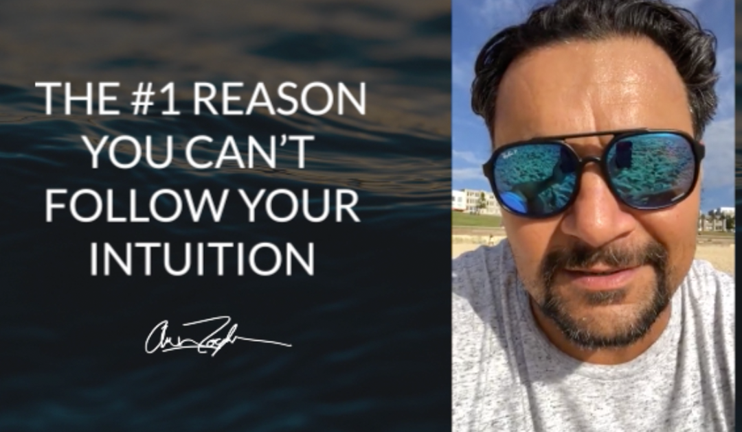Why You Can't Follow Your Intuition