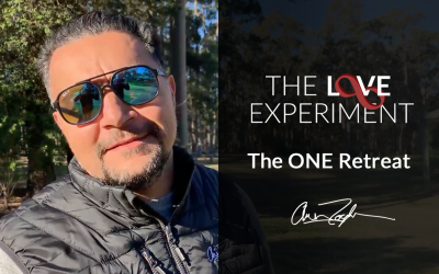 The Love Experiment: ONE Retreat