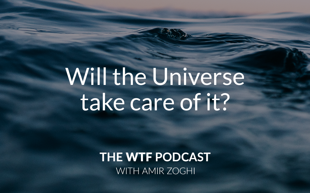 The WTF Podcast – Episode 20: Will The Universe Take Care of It?