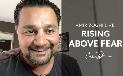 Live With Amir | How to Rise Above Fear