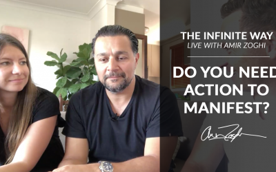 Live with Amir | Do you need action to manifest?